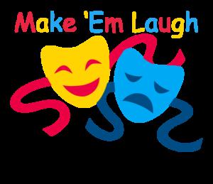 Make 'Em Laugh Logo